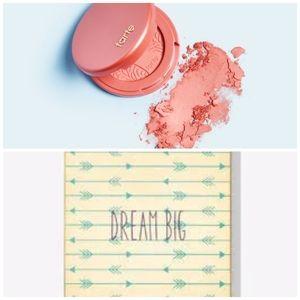 *Tarte Bundle* Travel Blush & Dream Big Palette